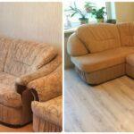 ремонт дивана в мастерской