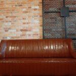 перетяжка мебели для кафе