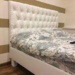 перетянуть изголовье кровати