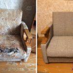 перетяжка кресла в киеве