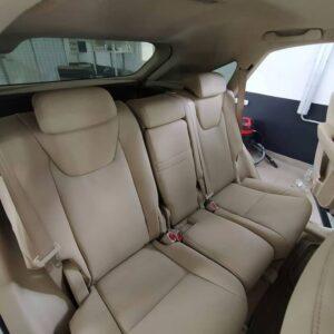 перетяжка задних сидений авто