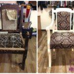 перетяжка старых стульев