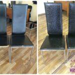 перетяжка кухонных стульев