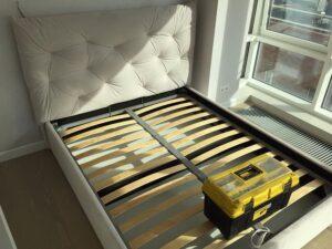 Кровать на заказ арт. 013