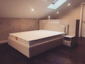 Кровать на заказ арт. 010