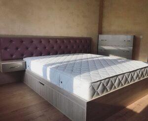Кровать на заказ арт. 005